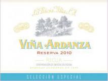 Vina Ardanza, La Rioja Alta Reserva Especial 2015 Rioja