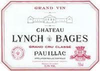 Chateau Lynch Bages 2011 Pauillac