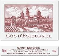 Chateau Cos d'Estournel 1996 St Estephe