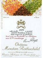 Chateau Mouton Rothschild 1979 Pauillac