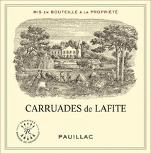 Carruades de Lafite 1989 Pauillac