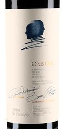 Opus One 1986 Napa Valley