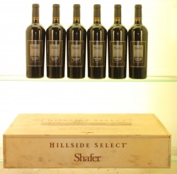 Shafer Hillside Select Cabernet Sauvignon 2006 Napa Valley