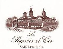 Les Pagodes de Cos (2nd wine Cos d'Estournel) 2004 St Estephe