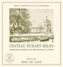 Chateau Duhart Milon 2004 Pauillac