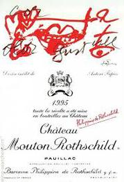 Chateau Mouton Rothschild 1995 Pauillac