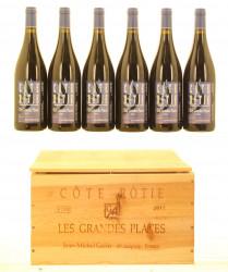 Domaine Jean-Michel Gerin, Les Grandes Places 2012 Cote Rotie