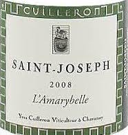 Yves Cuilleron, Saint Joseph L'Amarybelle 2012 Saint Joseph