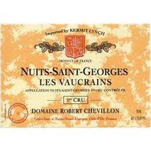 Domaine Robert Chevillon, Nuits-Saint-Georges Les Vaucrains 2012 Cote de Nuits