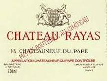 Chateau Rayas Chateauneuf-du-Pape 2007 Chateauneuf du Pape