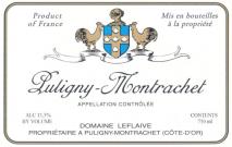 Domaine Leflaive, Puligny Montrachet 2009 Cote de Beaune