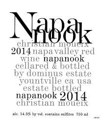 Napanook, Dominus Estate 2007 Napa Valley