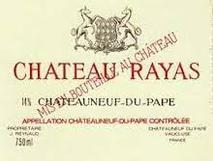 Chateau Rayas Chateauneuf-du-Pape 2002 Chateauneuf du Pape