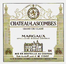 Chateau Lascombes 1988 Margaux
