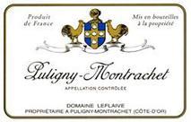 Domaine Leflaive, Puligny Montrachet 2013 Cote de Beaune