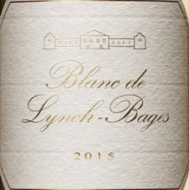 Blanc de Lynch Bages 2016 Bordeaux
