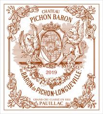 Chateau Pichon Longueville Baron 2016 Pauillac