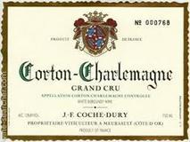 Domaine Coche-Dury Corton Charlemagne 2007 Cote de Beaune