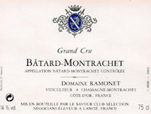 Domaine Ramonet, Batard-Montrachet Grand Cru 2011 Cote de Beaune