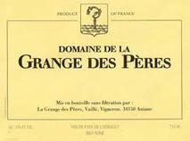Domaine de la Grange des Peres Blanc 2014 IGP Pays d'Herault
