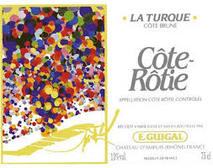 E. Guigal, Cote Rotie La Turque 2014 Cote Rotie